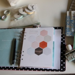 Planner things Ilove